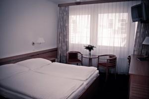 Номер отеля Ilf в Праге 6