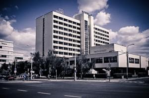 Отель Ilf в Праге находится по адресу Budejovicke namesti 15/743, район Прага 4