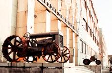 Сельскохозяйственный музей в Праге
