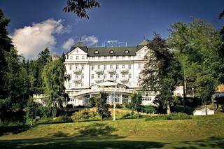 Hotel Esplanade Spa & Golf Resort в Марианских Лазнях