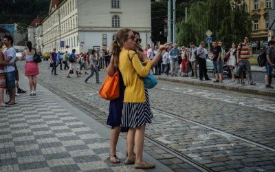 Прага стала самым популярным городом для самостоятельных путешествий