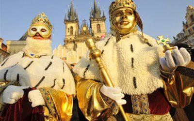 Масленица в Праге