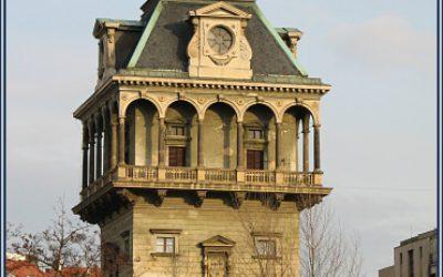 Летенская водонапорная башня