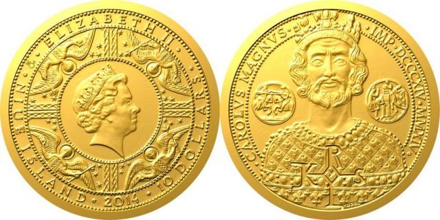 Памятные монеты Чехии