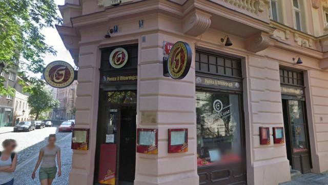 Ресторан Ночь и День в Праге