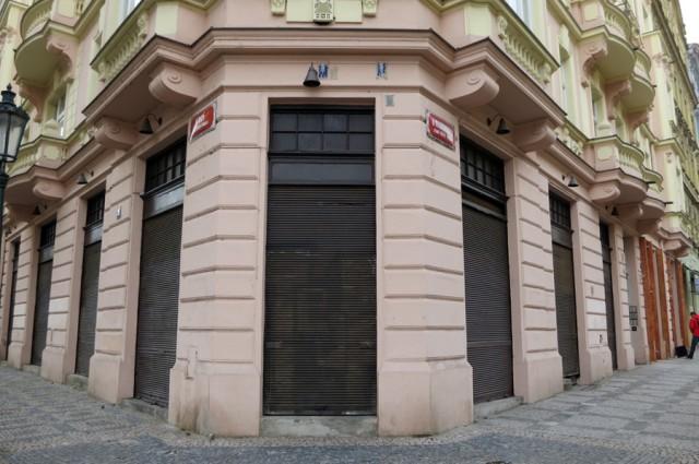 Ресторан Ночь и День в Праге где найти