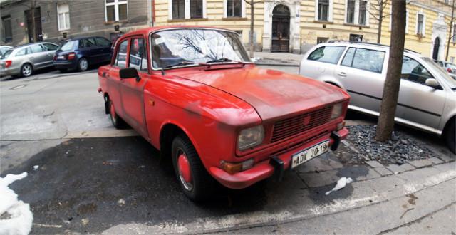 Шкода в Чехии