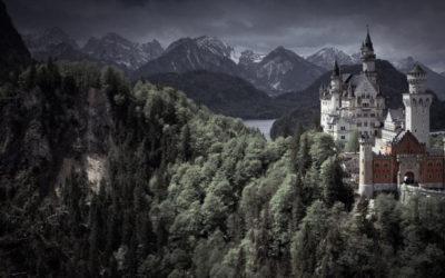 Замок Нойшванштайн — красивейший замок Германии