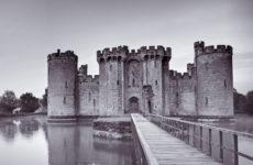 Замок Бодиам