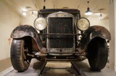 Музей «Шкода» в Чехии, в городе Млада-Болеслав