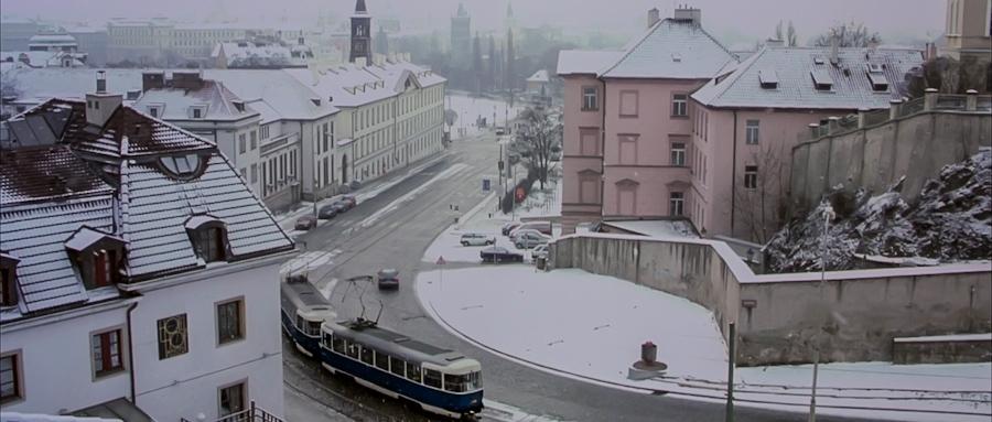 Идентификация Борна в Праге