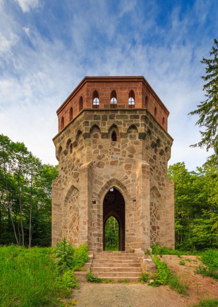 Башня Аллена в Ломнице