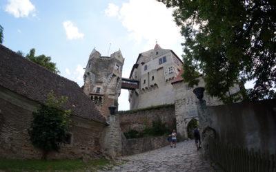 Экскурсия в замок Пернштейн