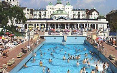 Бани и купальни Будапешта