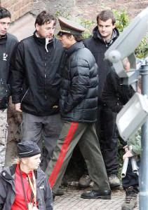 Том Круз в Праге. Первые фотографии со съемок Миссия Невыполнима-4 в Праге