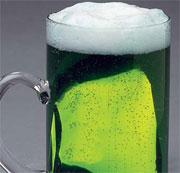Пиво с коноплей в Праге. Конопляное пиво в Праге.