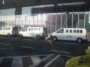 Такси из аэропорта Праги в Прагу.