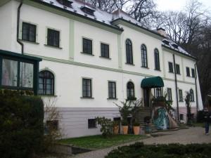 Ресторан Небозизек на Петршинском Холме