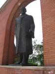 Памятник Ленину в Будапеште