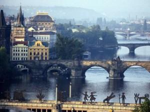 Виза в Чехию. Виза в Прагу.