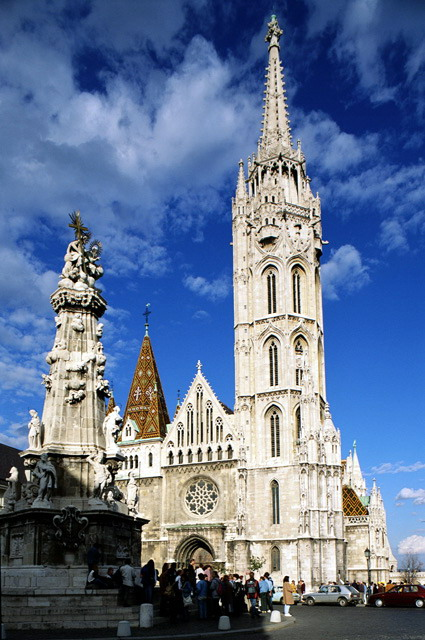 Церковь святого Матьяша в Будапеште