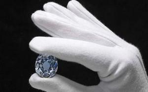 Выставка бриллиантов в Праге